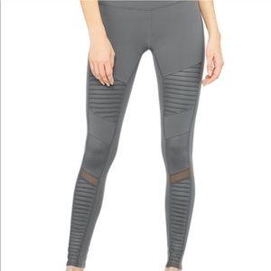 Alo Yoga Moto Leggings | L